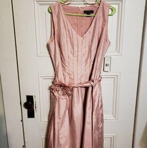Jessica Howard pink dress